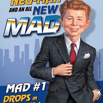 Not a Hoax Not an Imaginary Story: Mad Magazine is Relaunching with #1 – and Not for April Fools Day