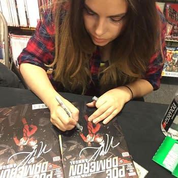 Family of Star Wars/Deadpool Artist Nicole Nik Virella Raising Money for Operation