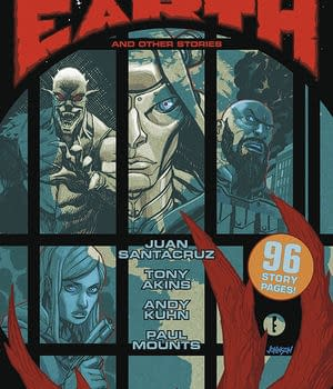 Exclusive Previews: Jimmy Palmiotti and Justin Grays Cell Block Earth and Other Stories