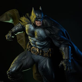 EXCLUSIVE: New Batman Premium Format Figure Coming from Sideshow Collectibles