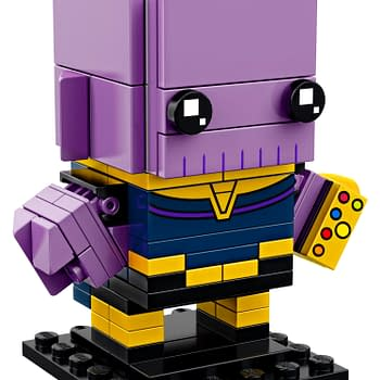 LEGO Marvel Infinity War Brickheadz Add Thanos More to Your Collection