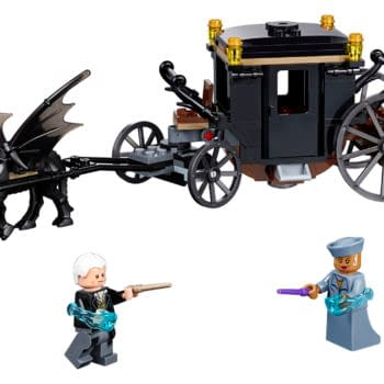 Fantastic Beasts: The Crimes of Grindelwald First LEGO Set Revealed