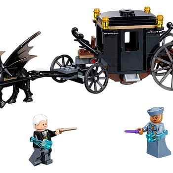 Fantastic Beasts: The Crimes of Grindelwald First LEGO Set Revealed