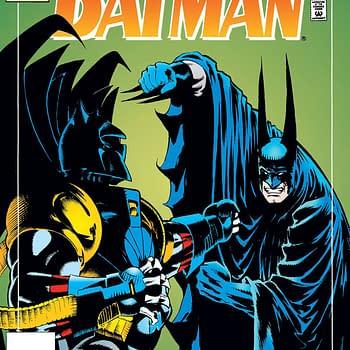 Chuck Dixons Batman Knightfall Recut Continues for 25th Anniversary