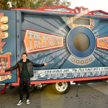 Tom Holland is First Avenger to Deliver Toys to Kids as Part of the Marvel: The Universe Unites Campaign