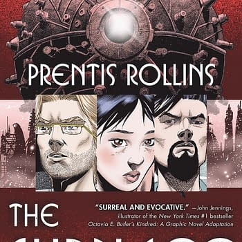 Preview of Prentis Rollinss Graphic Novel The Furnace