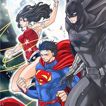 DC Comics to Publish English Translation of Batman &#038 the Justice League Manga