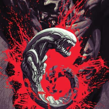 Aliens: Dust to Dust variant cover