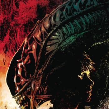 Gabriel Hardman Talks the Terrifying Heart of 'Aliens: Dust to Dust'