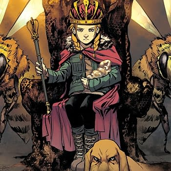 Animosity #13 Review: The War of Farmers and Bees
