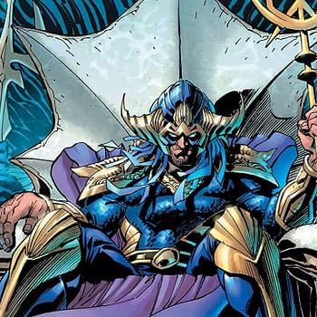 Aquaman #34 Review: An Origin Story for a Memorable Villain