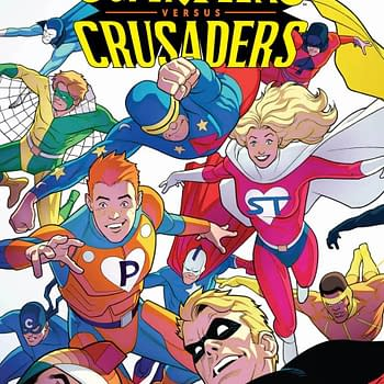 The Archie Superteens Meet the Mighty Crusaders: Archie June 2018 Solicits