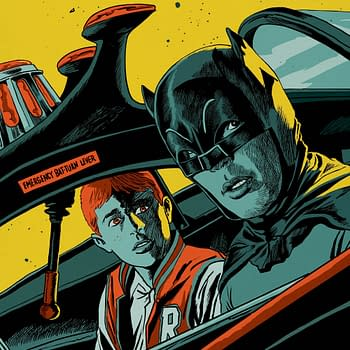 Archie Meets Batman 66 in Crossover Comic