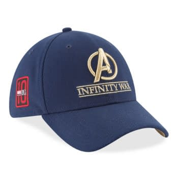 Marvel Studios and New Era Team Up For Exclusive Infinity War Crew Cap