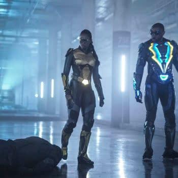Black Lightning Season 1: New Clip Shows Black Lightning and Thunder in Action