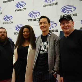 Into The Badlands season 2 WonderCon 2018