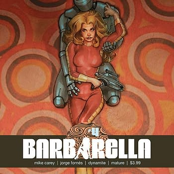 Exclusive Extended Previews of Xena Warrior Princess #2 and Barbarella #4