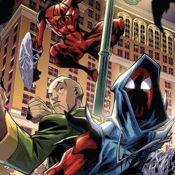 Ben Reilly: The Scarlet Spider #16 cover by Khary Randolph and Emilio Lopez