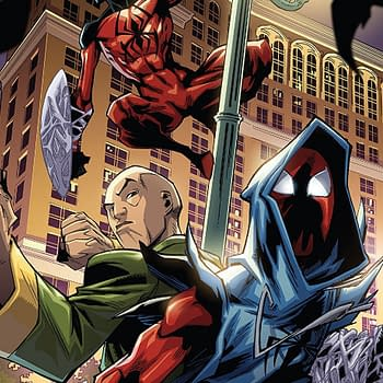 Ben Reilly the Scarlet Spider #16 Review: Empty Aimless but Pretty Fun