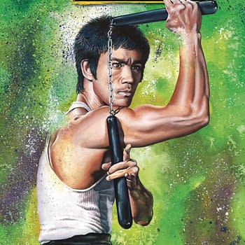 Bruce Lee Returns to Darby Pop for All-Ages Walk of the Dragon