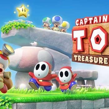 Nintendo Shows New Footage of Captain Toad: Treasure Tracker