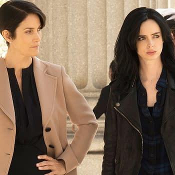 Marvel Reacquaints Us with Jessica Joness Lawyer Jeri Hogarth
