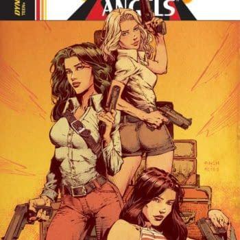 Exclusive Look Inside Charlie's Angels #1 by John Layman and Joe Eisma