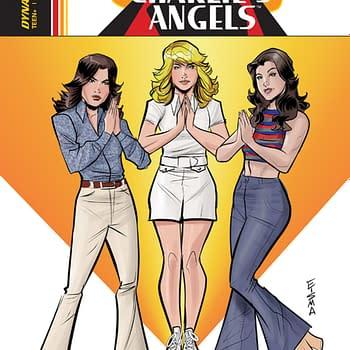 John Layman and Joe Eisma Team for Charlies Angels Comic Book Series