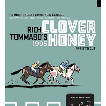 Taking Cue from George Lucas Image to Release Special Edition of Rich Tommasos Clover Honey