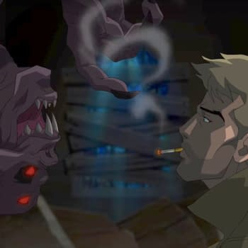 Constantine Animated Series Now Available on CW Seed