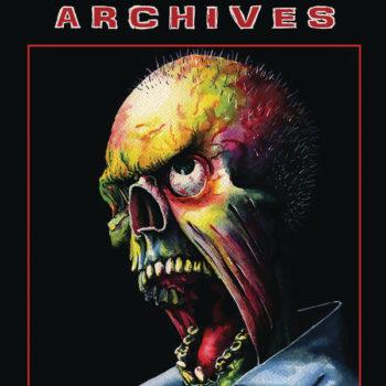 Deadworld Receives a Collected Edition Reprint: Caliber Comics June 2018 Solicits