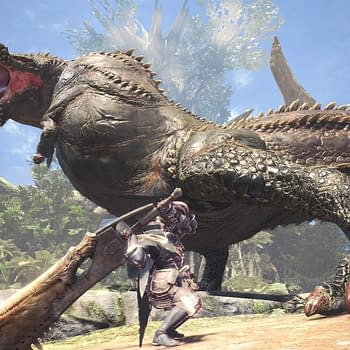 The Deviljho Comes To Monster Hunter: World Next Week