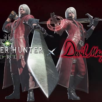Devil May Crys Dante is Coming to Monster Hunter: World
