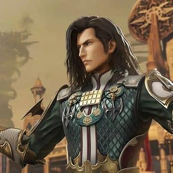 Final Fantasy XIIs Vayne Solidor Comes to Dissidia Final Fantasy NT
