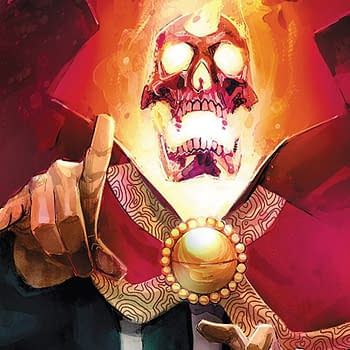 Doctor Strange Damnation #3 Review: Time to Tease the Spinoffs