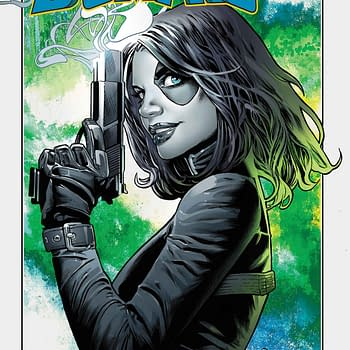 Advance Review Domino #1: Gail Simone and David Baldeon Give Domino a Grand Return to Solo Comics