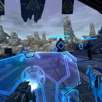 Because VR Needed a Bullet-Hell Game Archiact is Giving us Evasion