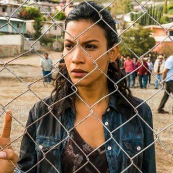 Fear the Walking Dead's Danay Garcia Talks Luciana, Season 4, and More