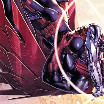Falcon #6 Review: Superhero Romance Done Right