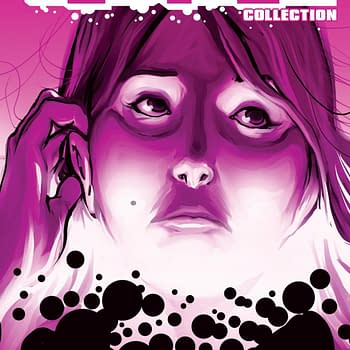 Dark Horse to Collect Jennie Wood and Jeff McComseys Flutter in 1 Volume This October