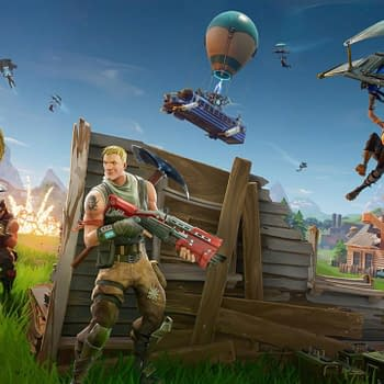 Fortnite Battle Royale is Coming to Mobile With Cross Play On PlayStation 4