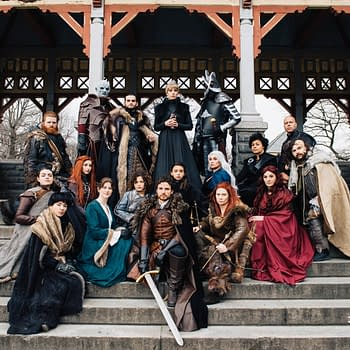 Check Out This Amazing NYC Game of Thrones Cosplay Shoot