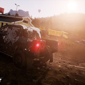 Gravel Gets Two New 8-Person Multiplayer Modes in Latest Update