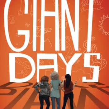 Nom Pratt is writing a Young Adult Novel Based on John Allison's 'Giant Days'