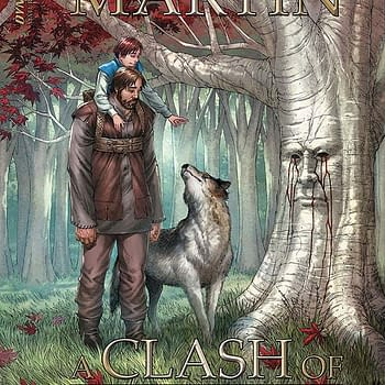 Writers Commentary: Landry Walker Talks A Clash of Kings #9