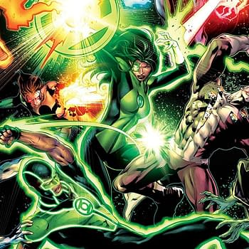 Green Lanterns #43 Review: A Shaky Ending to an Underwhelming Arc