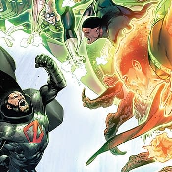 Hal Jordan and the GL Corps #39 Review: A Disappointingly Slow Issue with Endless Text