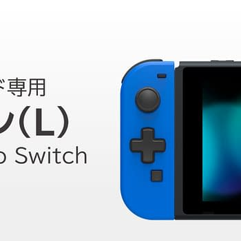 Hori Makes a Switch Joy-Con With a Proper D-Pad