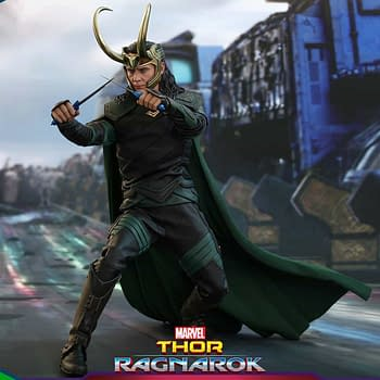 Loki Gets Another Hot Toys Release This One from Ragnarok