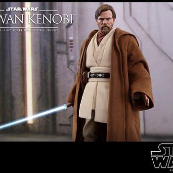 Ewan McGregors Obi-Wan Kenobi Gets a Hot Toys Release
